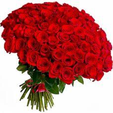 "101 червона троянда ""Велика любов"""