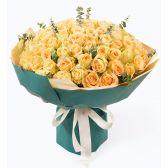 101 роза пич аваланч