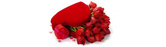 Квіти на 14 лютого