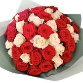 """51 роза  """"Любимой"""""""