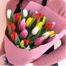 """25 тюльпанов """"Радость весны"""""""