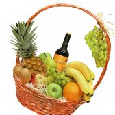 """Корзина фруктов """"Твои витамины"""""""