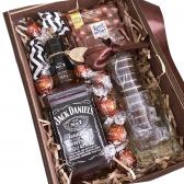 """Подарочная коробка для мужчины """"Поздравок"""""""