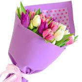 """Букет тюльпанов на 8 марта """"Луис"""""""