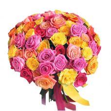 """Букет из 51 розы """"Наталия"""""""