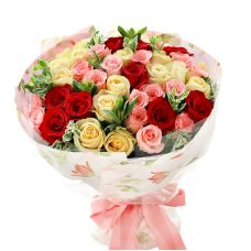 "Букет роз  ""Дарья"""