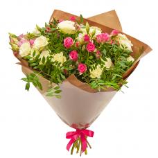 """Букет квітів """"Октябрина"""""""