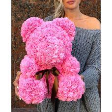 """Мишка из роз, 40 см """"Любимой"""""""
