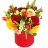 """Цветы в коробке """"Катрина"""""""