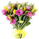 """Весняний букет квітів """"Любава"""""""