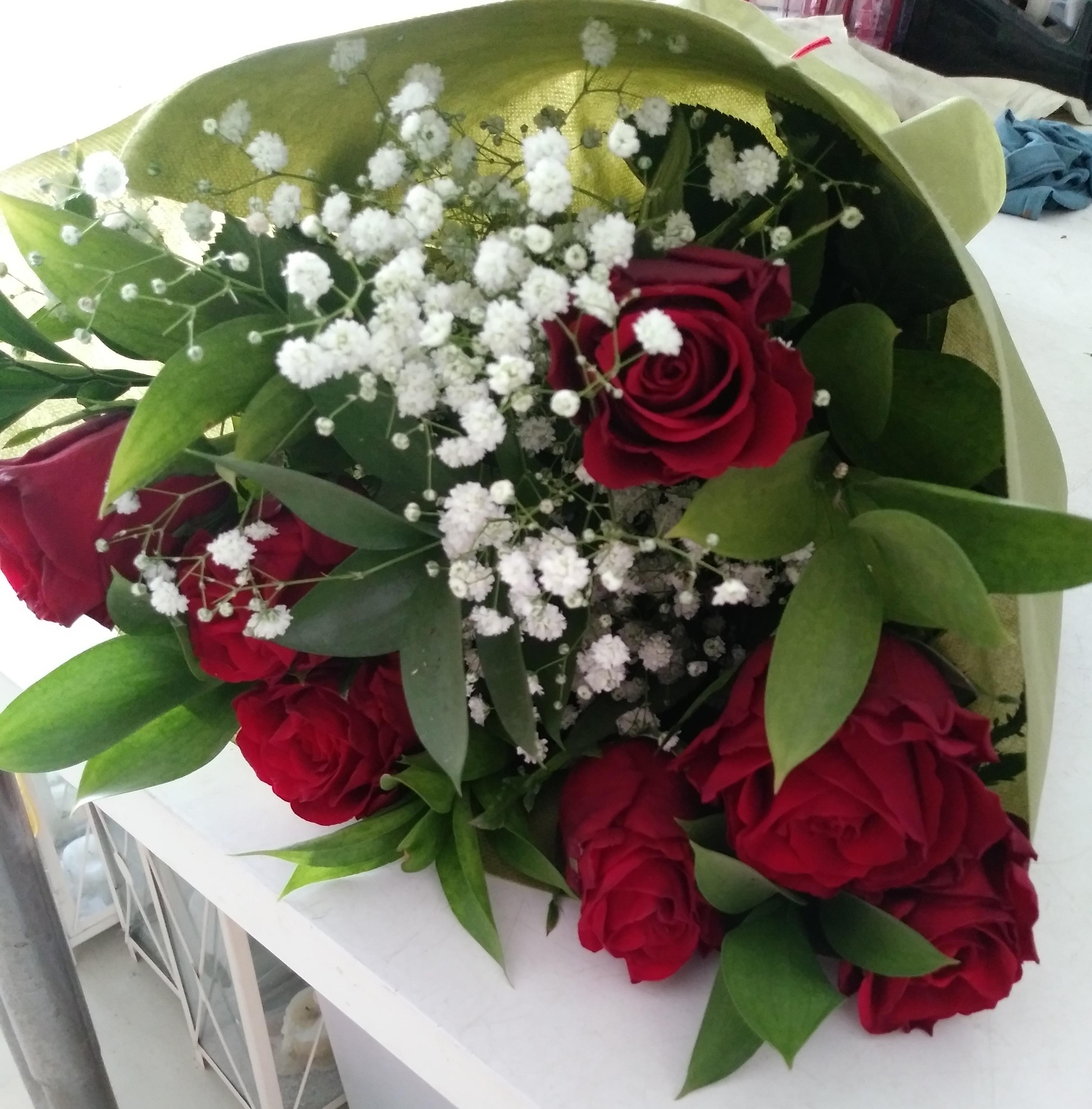 Доставка цветов из другой страны